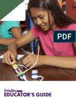LittleBits Educators Guide