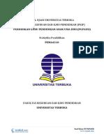 Download Soal Ujian UT PGPAUD PEMA4210 Statistika Pendidikan.pdf