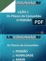1-Comunhão
