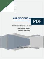 Trabajo Anatomia Cardio Cirugia