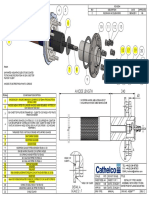 Catelco Uzx27 Anodes Dimension and Drawing