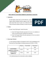 Regalamento Oficial Gaucín Trail 2018 - (Verisión 25-8-2018)