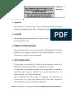 Procedimientos Pruebas Hermeticidad y Resistencia (Hidraulica) FILTROS CorrecciónP&GES