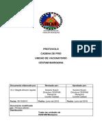 Protocolo Unidad de Vacunatorio 2016