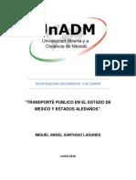 Actividad 1. Integración y Redacción Del Informe Final