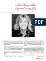 Olivia Newton-John Tells us About her Liv Aid Campaign (Part 1)
