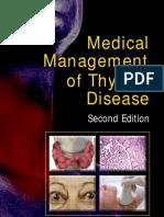 Medical Management of Thyroid Disease.pdf