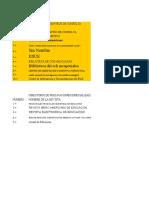 Centros de Consulta y Revistas Especializadas