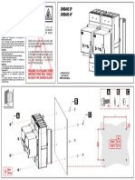 WEG CTM Dwb400 10004024165 Installation Guide English