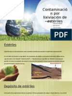 Contaminación por lixiviación de estériles.odp