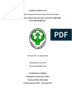 COVER +LAPORAN KEGIATAN   PJK & dislipidemia