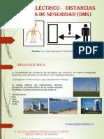 Riesgo Electrico - Dms - Uso de Epps - Trabajos en Altura Exposicion