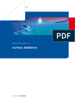 Surface Additives