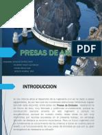 Diapositivas Presa en Arco