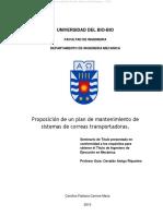 mantenimiento de correas transportadoras.pdf