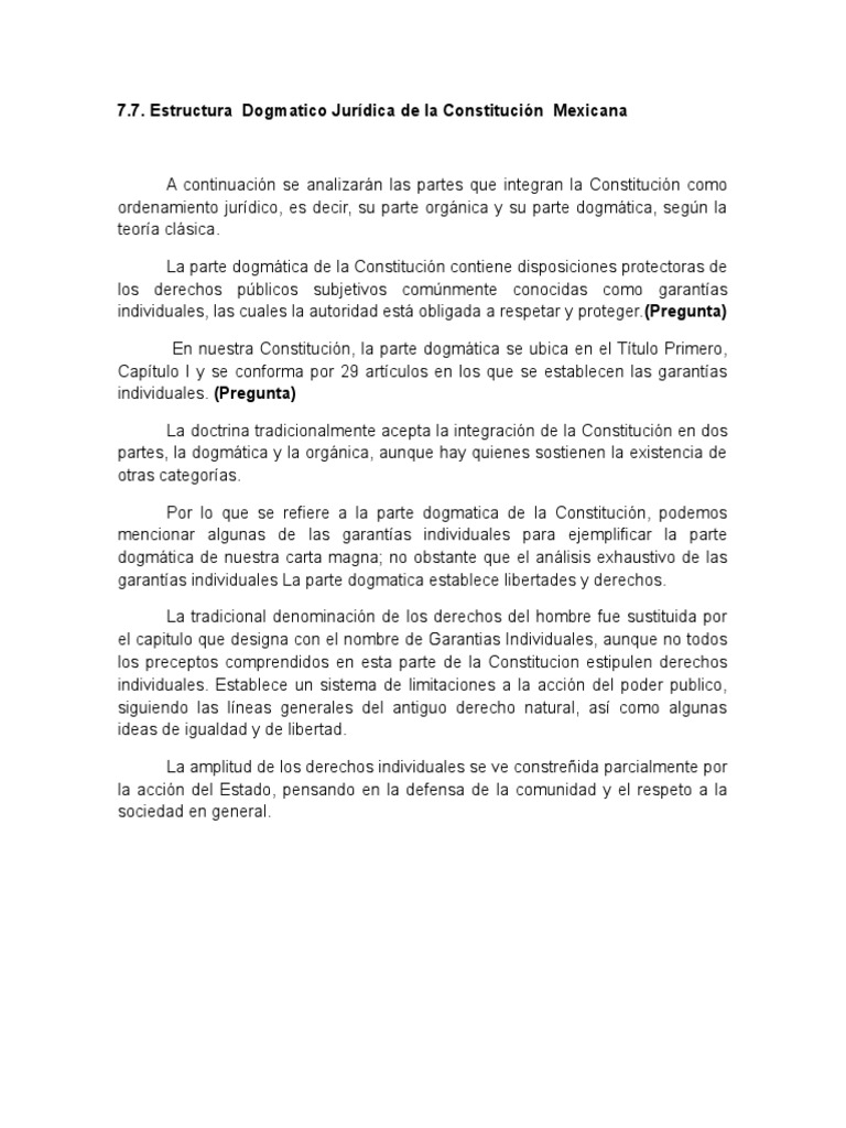 Estructura Dogmatica Jca Doc