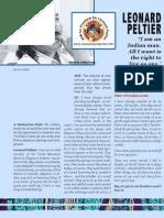 Political Prisoner Leonard Peltier Speaks Out from Prison (Part 1)