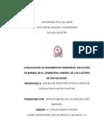 catalogaci