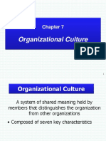 literature review on organisational culture pdf