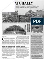 Business Standard Article-India Pavilion Shanghai Expo, 2010