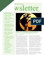 Group 48 Newsletter - October 2010