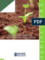 Catálogo Agricultura HANNA Instruments Bolivia