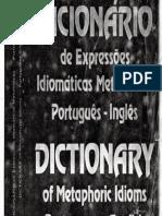 Dicionario de Expressoes Idiomaticas Portugues Ingles