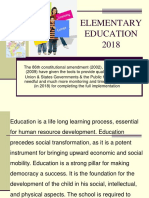 Education Progress