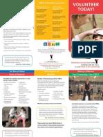 Volunteer Brochure