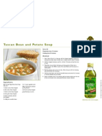 Tuscan Bean and Potato Soup