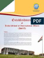 Jindal School of International Affairs