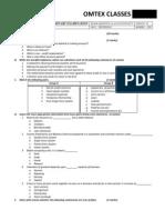 Model Accounts Question Paper