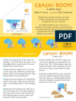 CRASH! BOOM! A Math Tale Teacher Tip Card