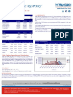 Derivative strategy advisory note by Mansukh for 5 Oct