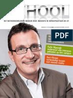 iSCHOOL | Het Netoverschrijdend Medium Over Innovatie in Infrastructuur en Ict | juli-augustus-september 2010