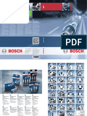 CANDELA BOSCH 4er-set FR 7 LDC 0 242 235 914