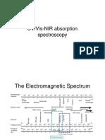 UVVis Spectroscopy