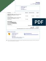 Make My Trip Invoice NF25135812822