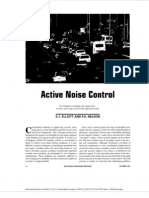 Active Noise Control 1997 IEEE