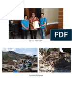 Melayani untuk Kehidupan (Gempa Lombok)