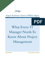 WP Thomas It Project Management
