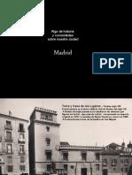 Madrid Antiguo-una Autentica Joya