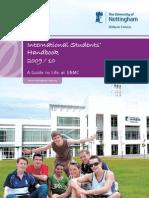 NM 5391 Student Handbook