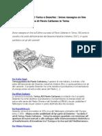Flavio Cattaneo AD Terna e Desertec Breve Rassegna on Line