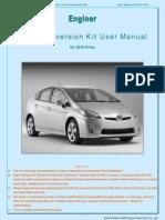 Enginer PHEV User Manual Generation 3 Prius