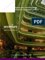 Accenture Redesigning Retail Operating Model
