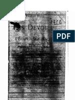 Ernest Bosc - Isis dévoilée ou l'Egyptologie Sacrée