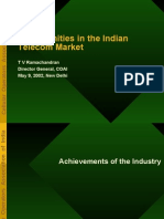 Opportunities in the Indian Telecom Market