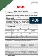 Abb Resume