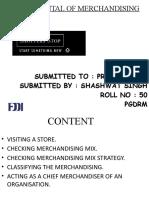 23748271 Visual Merchandising